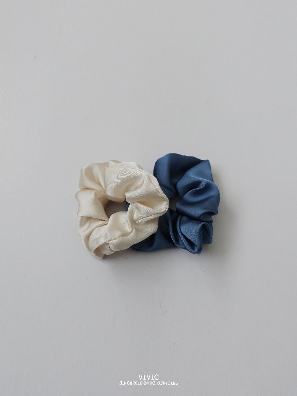 SATIN SHUSHU BAND (IVORY, BLUE 2COLORS!)